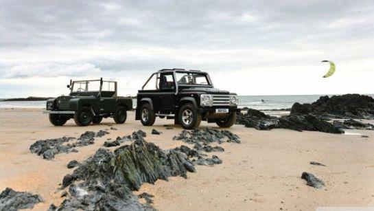 Old Vs New: ¿Qué prefieres? - Land-Rover