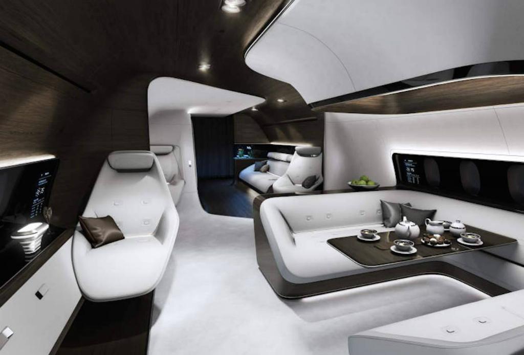 Checa lo que hicieron Lufthansa y Mercedes Benz