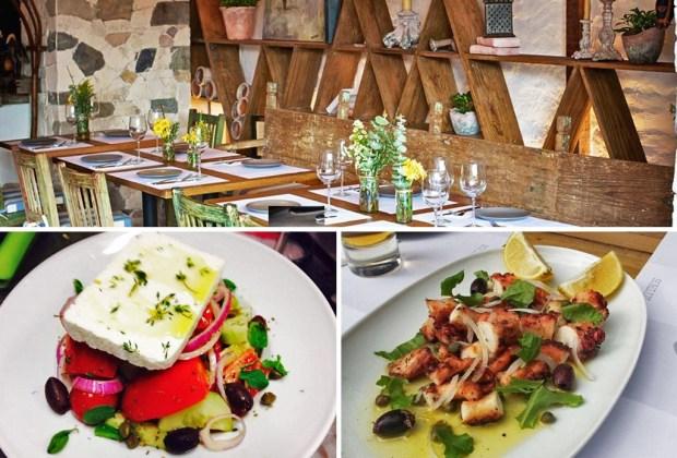 ¿Antojo de comida griega? Tienes que visitar estos lugares - Mythos-estiatorio-1024x694
