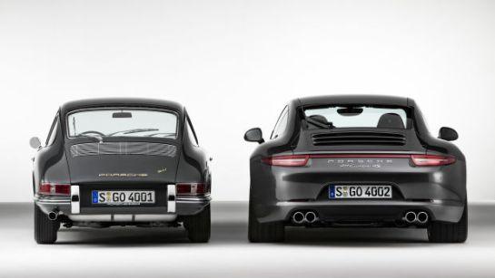 Old Vs New: ¿Qué prefieres? - Porsche