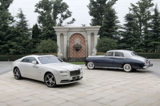 Old Vs New: ¿Qué prefieres? - Rolls-Royce