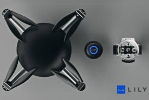 Lily Camera la primera cámara-dron