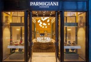 Parmigiani Fleurier abrió su primera boutique de Estados Unidos