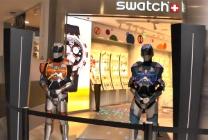 Swatch abre sus puertas en Guadalajara
