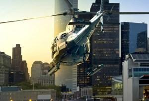 Uber te lleva en helicóptero al Festival de Cannes