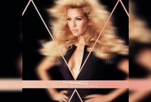 Ellie Goulding presenta su colaboración con MAC Cosmetics