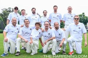 Inglaterra se corona como ganador de la Cricket Ambassadors' Cup 2015