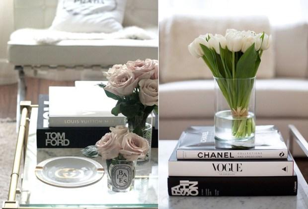 7 formas fáciles de añadir estilo a tu hogar - coffee-table-books-1024x694