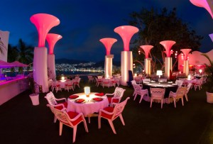 La nueva terraza del Tony's Asian Bistro en Acapulco