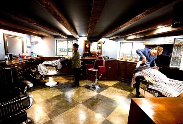 Las barberías que debes conocer en la CDMX - The-Strand-Barbers-1024x694