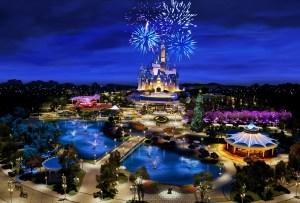 Los primeros detalles de Disney Shanghai