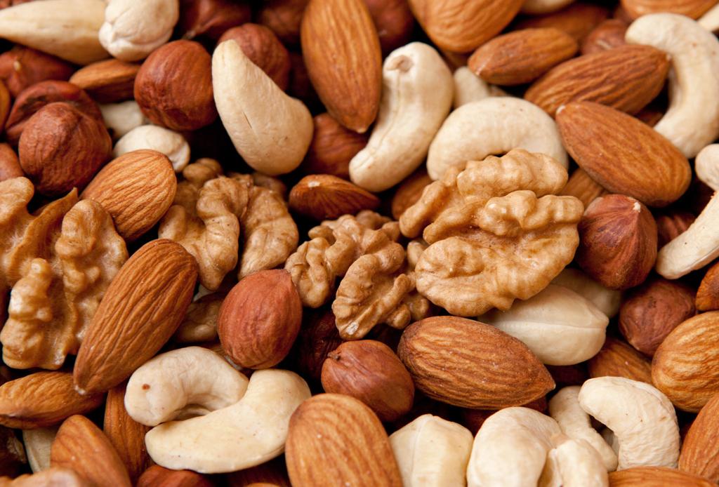 Los beneficios de las nueces