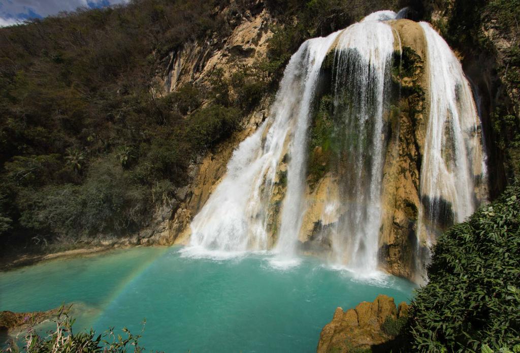 Top 5: las cascadas más impresionantes de México - El-chiflon