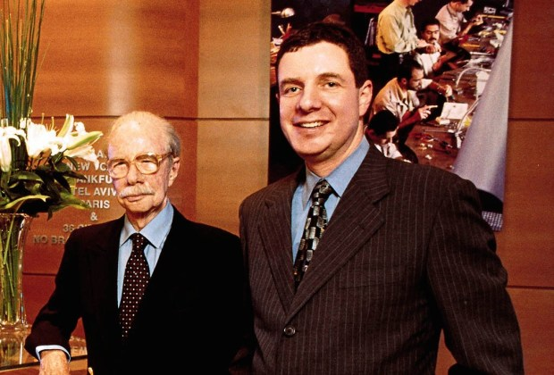 H.Stern celebra 70 años de historia - Hans-y-Roberto-Stern-1024x694