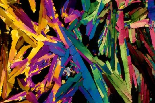 Así se ve el tequila (y otros drinks) bajo el microscopio - Jugo-de-naranja