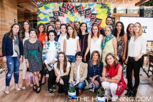 Las mujeres más influyentes del diseño mexicano reunidas en un desayuno