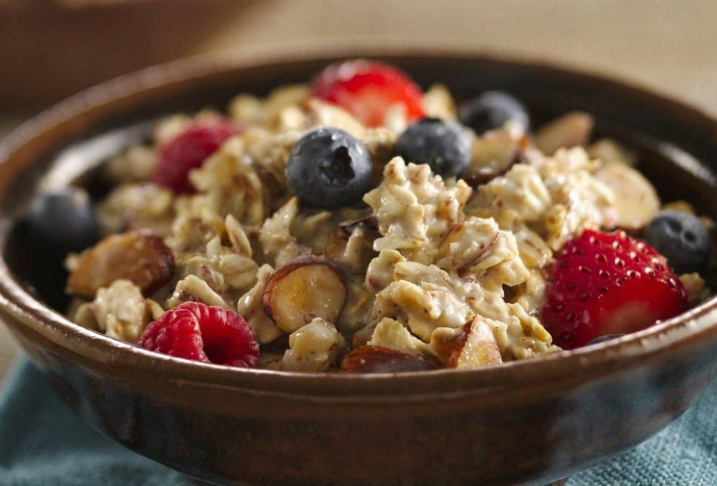 Estos alimentos son clave para ayudarte a curar la cruda - avena-1024x694