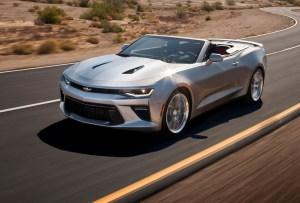El nuevo Camaro: convertible y más veloz