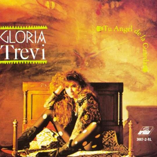 Los 10 álbums más vendidos en México de la historia - gloria-trevi