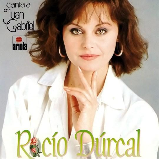 Los 10 álbums más vendidos en México de la historia - rocio-durcal-le-canta-a-juan-gabriel