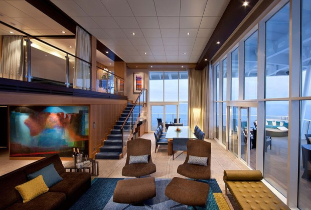 Las 5 suites de cruceros más exclusivas del mundo - royal-loft-suite-oasis-of-the-seas-1024x694