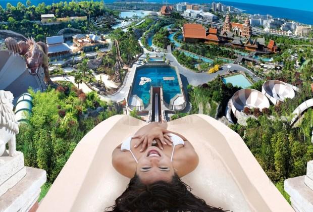 Los 5 parques acuáticos más increíbles del mundo - siam-park-1024x694