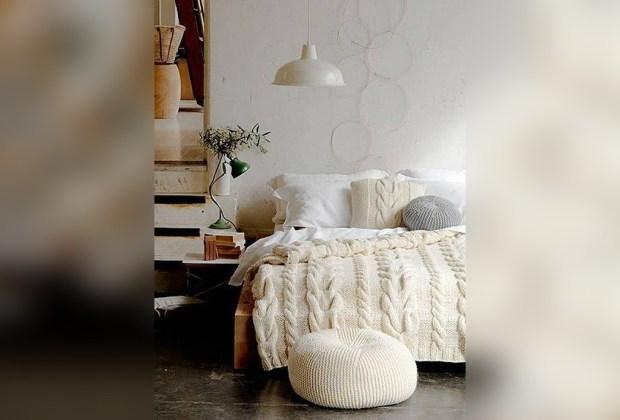 7 elementos para tener una habitación más acogedora - tejidos-1024x694