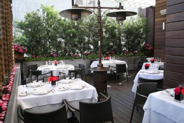 Las 12 terrazas que tienes que visitar en polanco for Que es la terraza