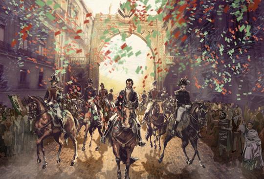 QUIZ: ¿Qué tanto sabes de la independencia mexicana? - Pregunta-6