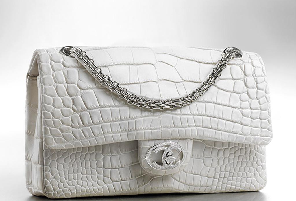 Las 10 bolsas más caras de la historia - diamond-chanel