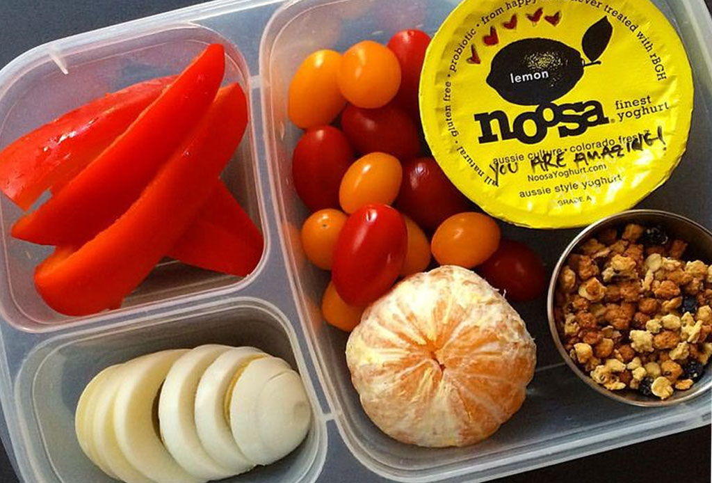 Lunch boxes para no sacrificar tu salud