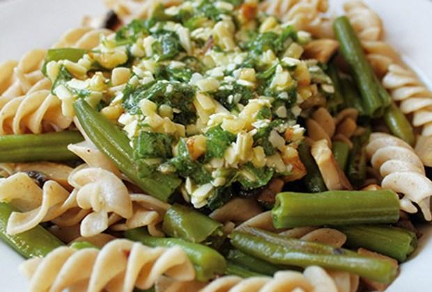 8 alimentos con carbohidratos que DEBES comer - pasta-1024x694