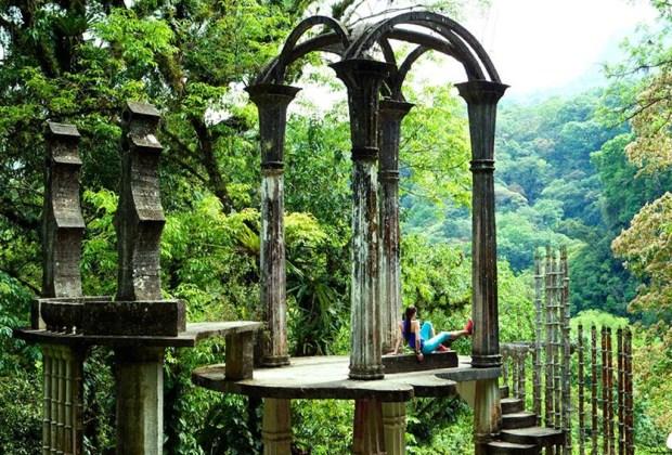 Los 7 destinos de ecoturismo más cool en México - XILITLA-1024x694