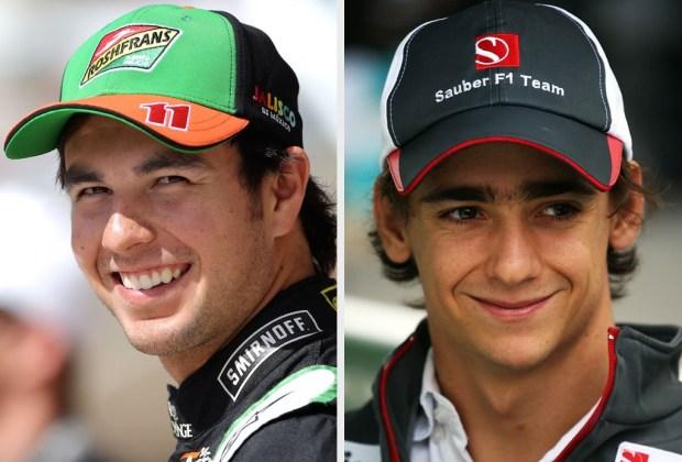 Todo lo que debes saber de la Fórmula 1 Gran Premio de México - checo-perez-y-esteban-gutierrez-1024x694