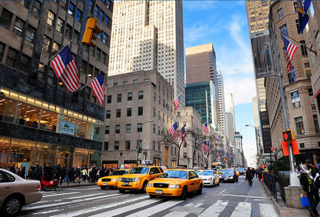 Top 10: Los mejores destinos para viajar solo - destinos-viajar-solo-nueva-york