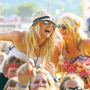Quiz: ¿Qué festival de música va contigo? - festival-people