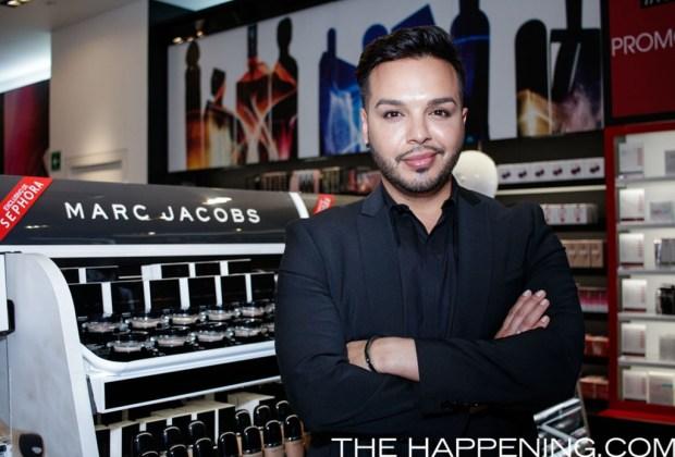 Conoce a Gilbert Soliz, el artista detrás de Marc Jacobs Beauty - gilbert3-1024x694