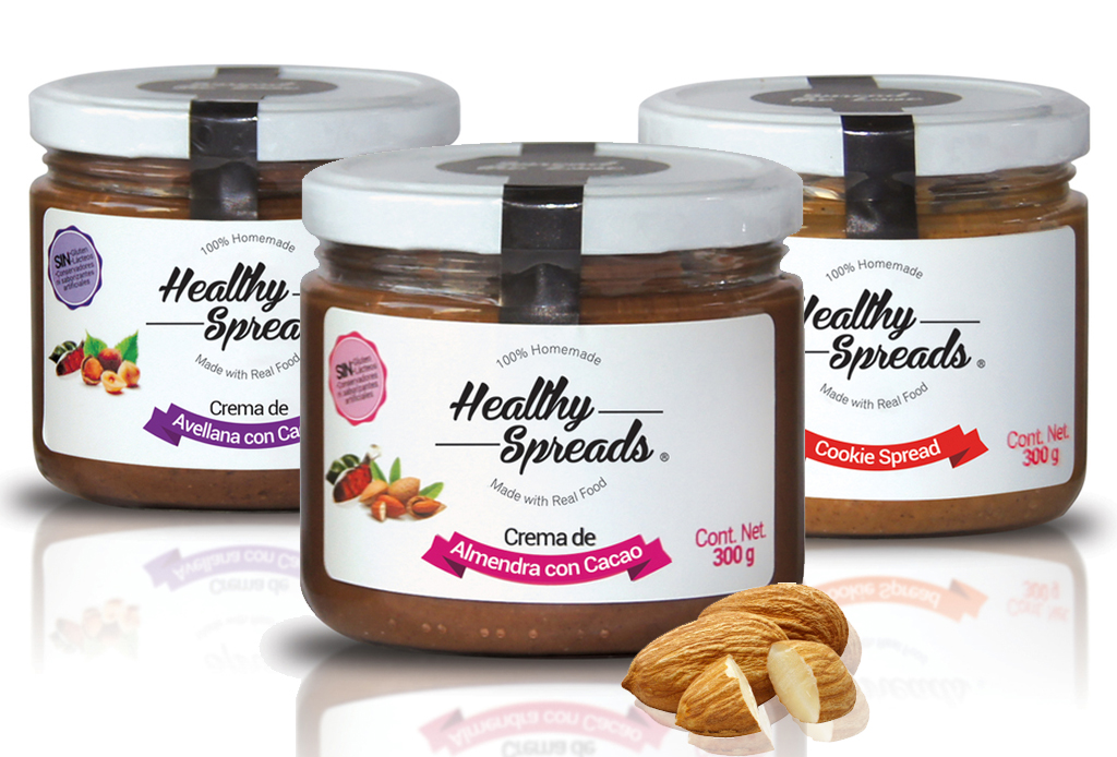 4 deliciosos spreads que tienes que probar - healthy-spreads