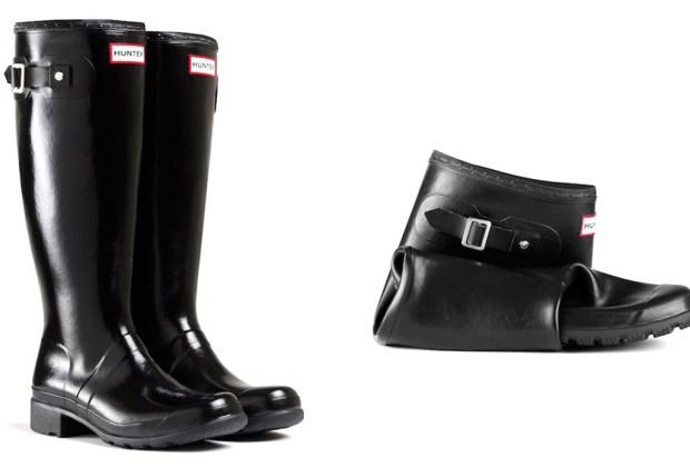 Las rain boots más originales para esta temporada - hunter-1024x694