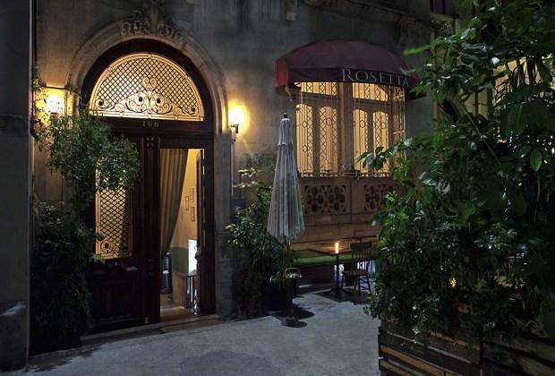 Los 10 restaurantes más acogedores de la Roma - rosetta2-1024x694