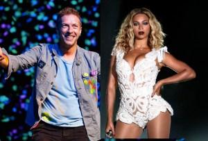 La esperada colaboración de Coldplay y Beyoncé