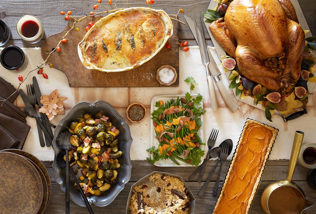 Escucha nuestra playlist con sabor a Thanksgiving