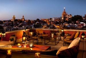 Magia, lujo y sabor en Rosewood San Miguel de Allende