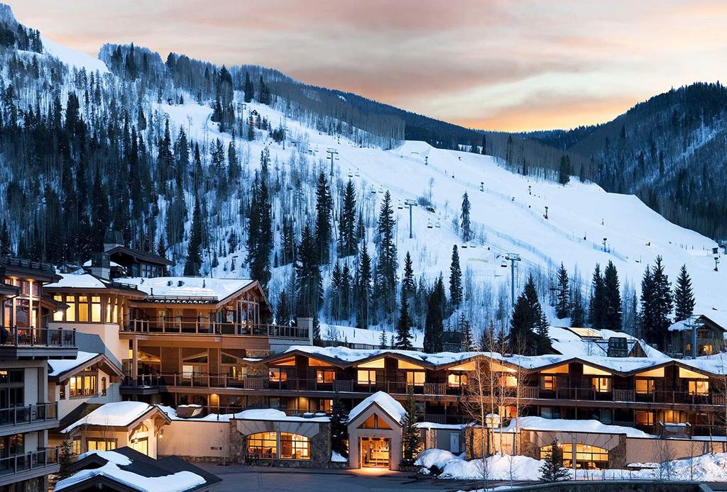 Los 5 destinos imperdibles para esquiar