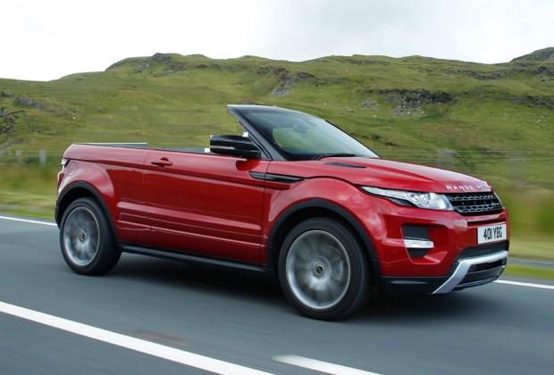 Land Rover presenta la primer Range Rover convertible - range-rover-evoque-convertible-2-1024x694