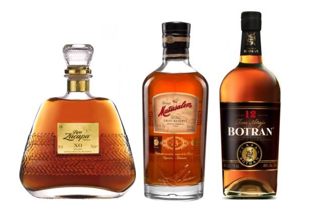 Las mejores botellas para regalar este diciembre - rones-para-regalar-1024x694