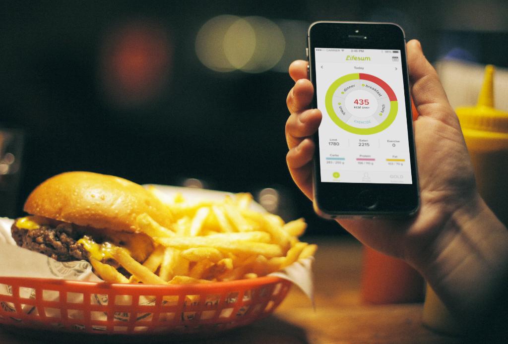 Lifesum: La app que te ayudará a perder peso