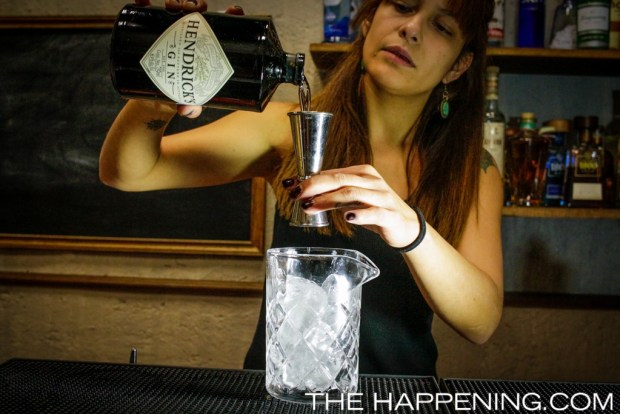 Aprende a prepar un clásico Dry Martini - bar-systems-57-1024x683
