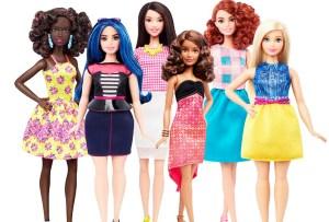 ¡Por fin! Barbie tiene todos los tipos de cuerpos y la amamos