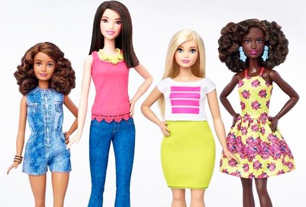 ¡Por fin! Barbie tiene todos los tipos de cuerpos y la amamos - barbie1-1024x694
